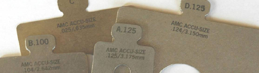 Precut slotted alignment shims